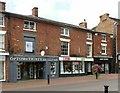 SJ9222 : 7-10 Bridge Street, Stafford by Alan Murray-Rust