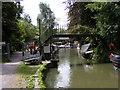ST7862 : Canal Footbridge by Gordon Griffiths