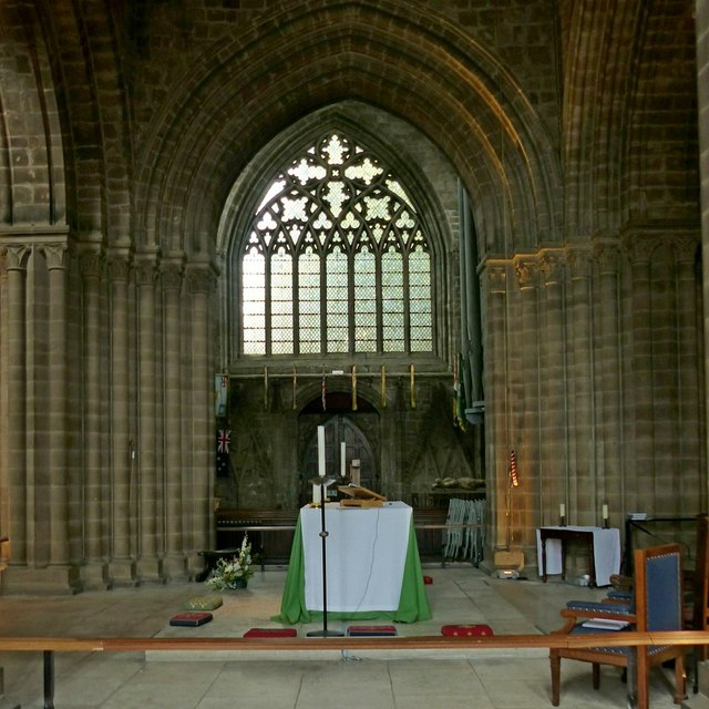 Church of St Mary the Virgin, Stafford