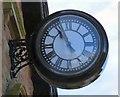 NY3268 : Stormont Hall Clock by Gerald England