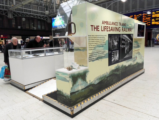 The railway and World War I