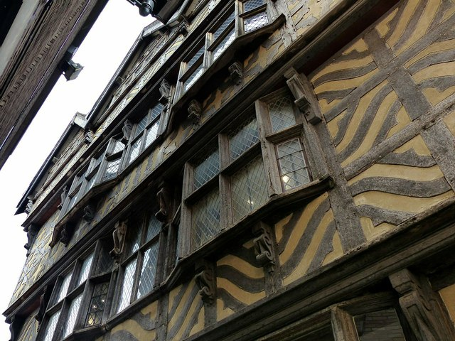 Ancient High House, Stafford