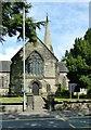SJ9222 : St Paul's Church, Lichfield Road, Stafford by Alan Murray-Rust