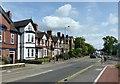 SJ9222 : Lichfield Road, Stafford by Alan Murray-Rust