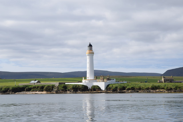 Hoy Sound High Lighthouse, Graemsay, Orkney