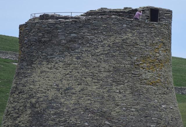 Broch of Mousa, Shetland