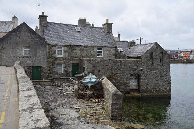 Waterfront, Commercial Street, Lerwick