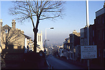 TQ3370 : Gipsy Hill, SE19, January 2000 by Christopher Hilton