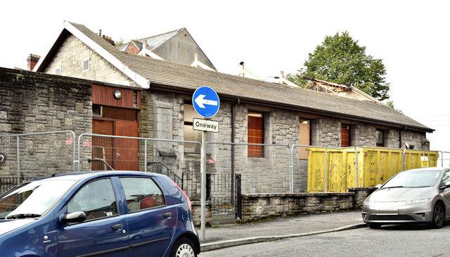 Stranmillis Evangelical Presbyterian church, Belfast - August 2017(2)