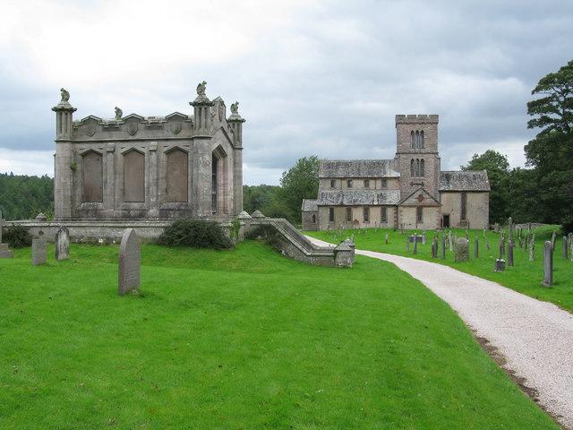 Lowther Mausoleum