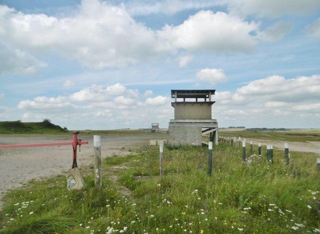 Boreham, observation posts