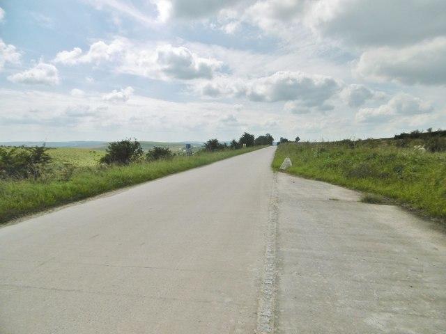 Boreham, military road