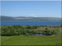 NM5548 : Lochan at Arle by Alpin Stewart