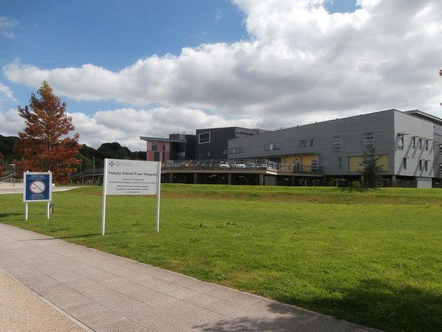 Ystrad Fawr Hospital, Ystrad Mynach