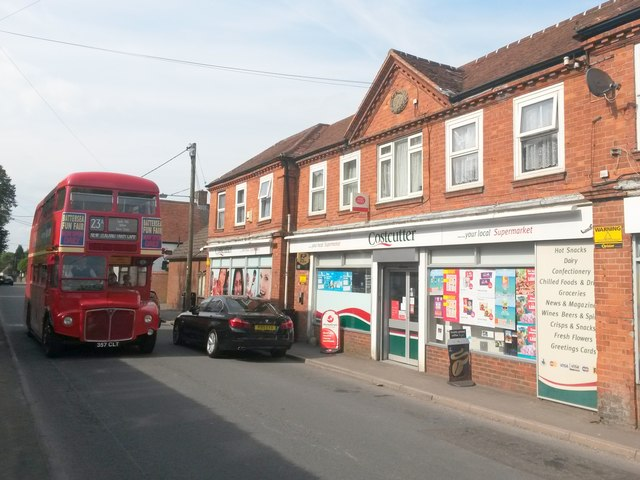 Littleton Panell: the post office