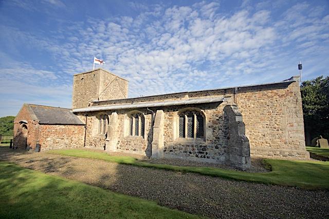 St Michael's Church, Garton-with-Grimston