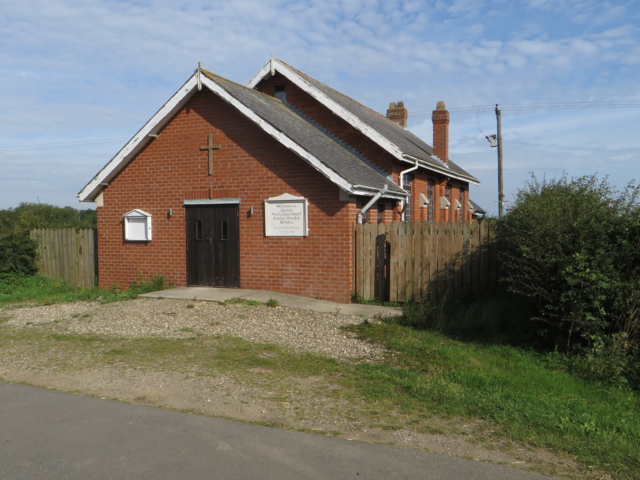 Garton Methodist Chapel