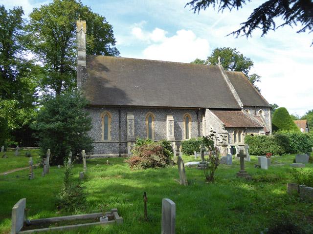 Kidmore End church