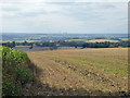 SU6484 : View north-west from Garsons Hill by Robin Webster