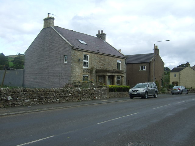House on the A689, Westgate