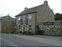 NY9038 : The Hare & Hounds, Westgate by JThomas