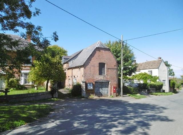 Edington, former stable