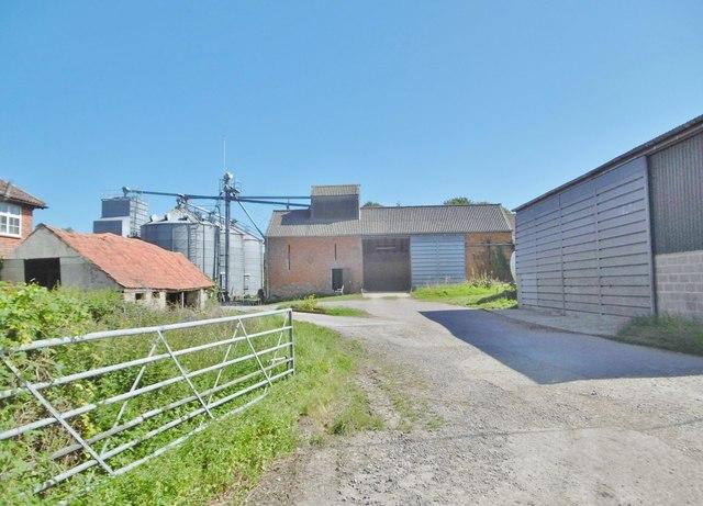 Edington, Ballards Farm