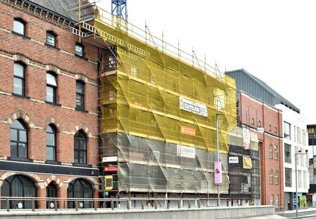 Nos 91-97 Victoria Street, Belfast - August 2017(1)