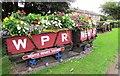 NT3497 : Roadside ornamental feature, East Wemyss by Bill Kasman