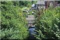 SO1419 : Pont Crawnon by M J Roscoe