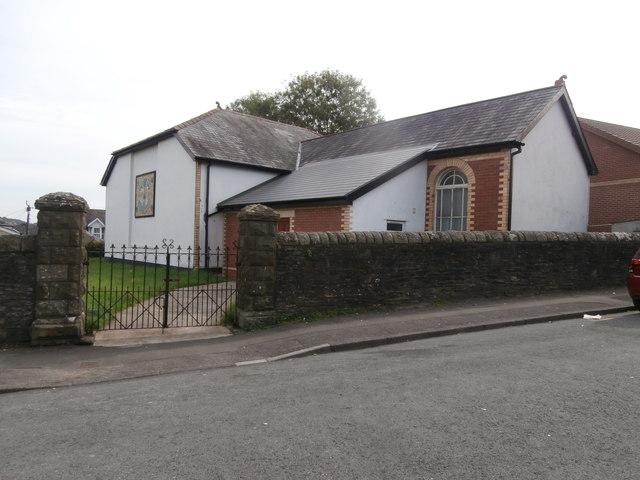 Bryn Seion Chapel, Ystrad Mynach