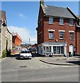 SY4692 : Jackson-Stops & Staff office in Bridport by Jaggery