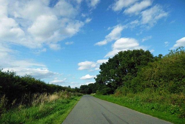 Monument Road Woodhall Spa