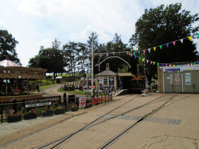Somersham Station - Fawley Hill