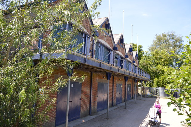 Oxford Boathouses