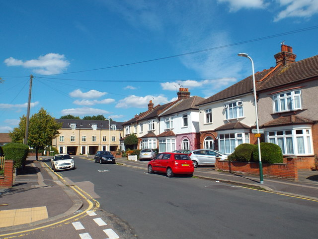 Champion Road, Upminster