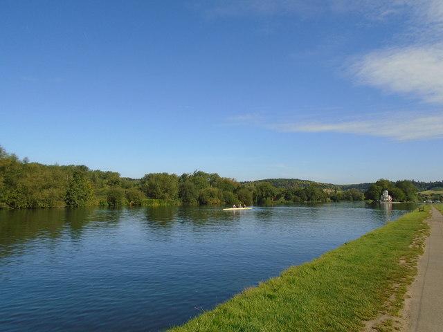 River Thames near Temple Island