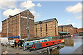 SO8218 : Victoria Docks, Gloucester by Jeff Buck