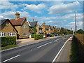 TQ5886 : Franks Cottages, Cranham by Malc McDonald
