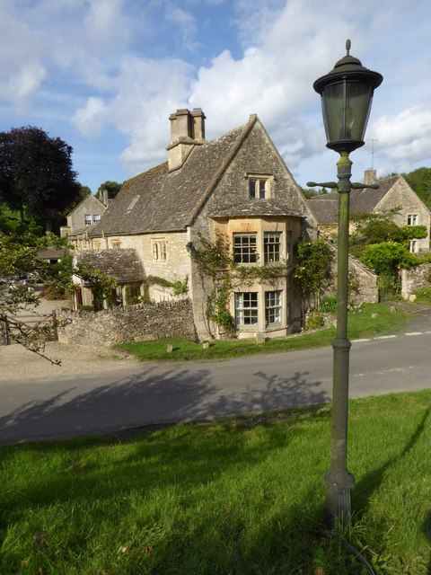 House In Compton Abdale