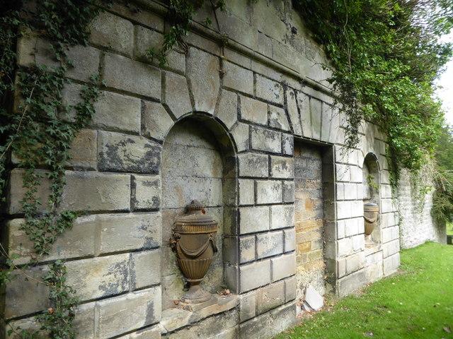 St Wilfrid, Halton: churchyard (8)