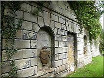 SD4964 : St Wilfrid, Halton: churchyard (8) by Basher Eyre
