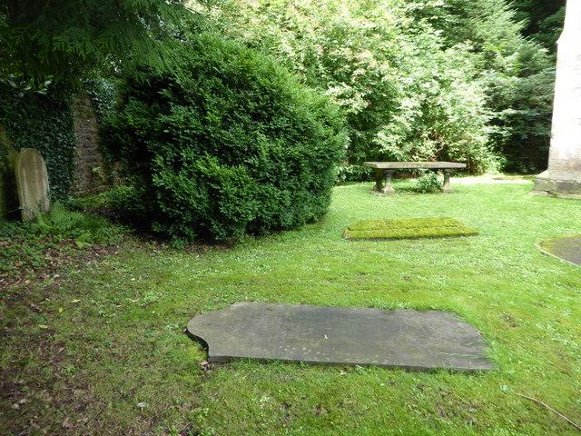 St Wilfrid, Halton: churchyard (9)
