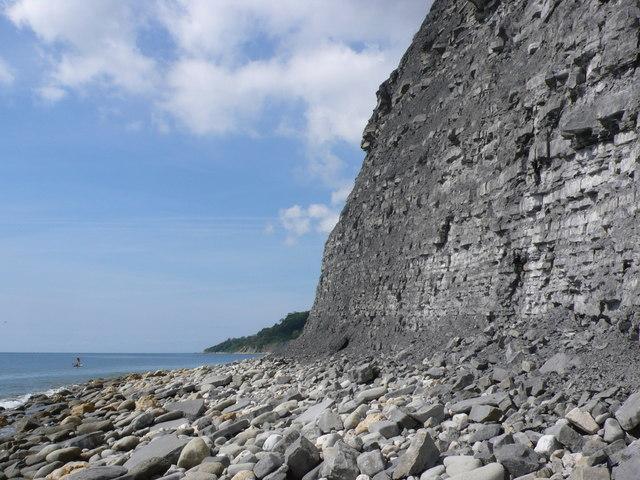 Cliffs at Seven Rock Point