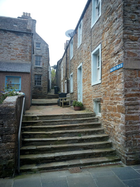 Melvin Place, Stromness
