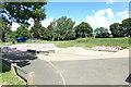 TM4462 : Victoria Park Skate Park by Adrian Cable