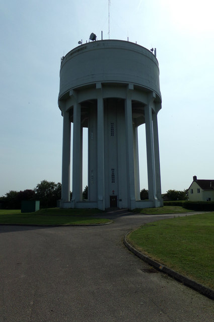 Horsley Cross Water Tower