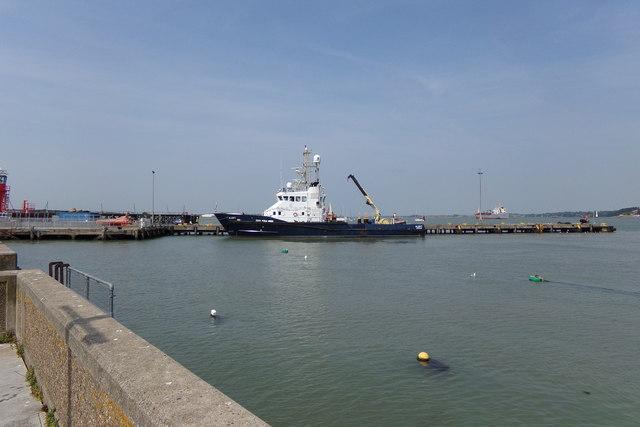 Harwich Harbour