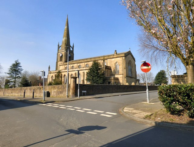 St George's Church, Tyldesley