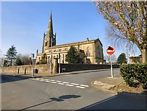 SD6801 : St George's Church, Tyldesley by Gerald England